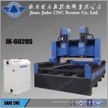 Machine de gravure de Bouddha Pierre quatre axes cnc Pierre routeur/Cnc Machine de découpage pour Pierre 280mm de diamètre