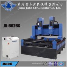 Máquina de gravura de Buda de pedra quatro eixo pedra cnc router/Cnc máquina de cinzeladura de pedra 280mm de diâmetro