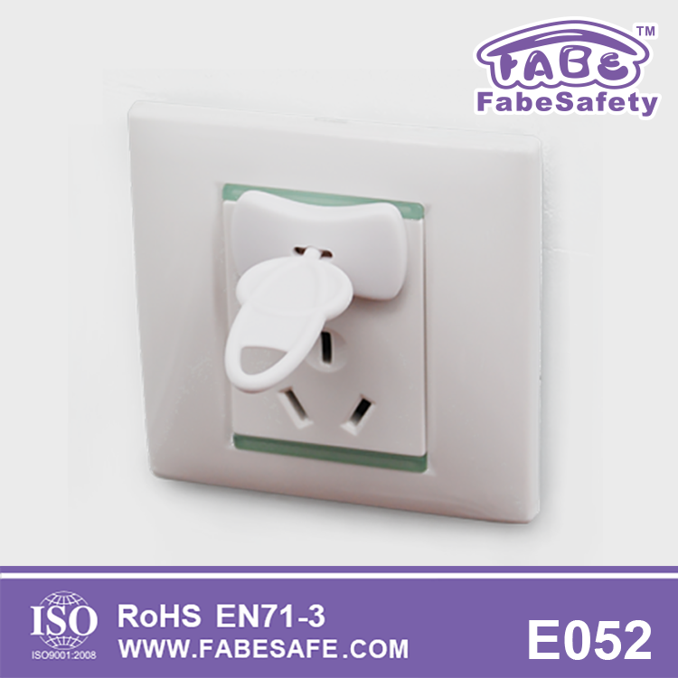 Baby Safety Outlet Protector พร้อมกุญแจ