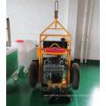 New Arrived Gasoline Cutting Machine Gasoline Rail Circular Saw Machine FQY-400