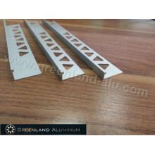 Powder Coated L Forma Tile Trim para 8mm, 10mm, 12mm Tile
