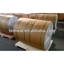 Alta calidad y precio competitivo 3003 rodado de laminación Molino de acabado Bobina de aluminio