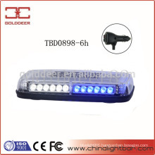 Cheap Super-Thin 9~30V LED Strobe Mini Lightbar (TBD0898-6h)