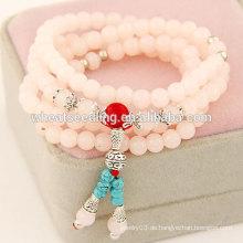 Großhandel 2014 beliebte kleine Perlen Armband