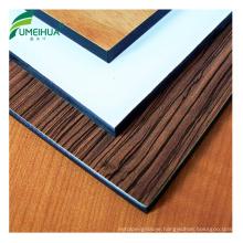 decorative phenolic laminate wall cladding panel