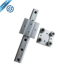 Carril de guía de movimiento lineal resistente CNC para máquina HGR15 3000mm