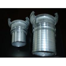 Kundenspezifische Druckguss- und Bearbeitungsgelenk für Gasanlagen