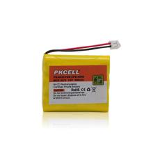 Batería Nicd de alta calidad del teléfono inalámbrico 3.7V 600mAh