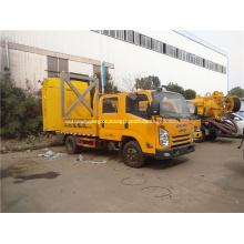 Caminhão JMC equipado com uma almofada de evasão de acidentes importada