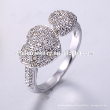 Fancy king and queen engagement and wedding ring for lover