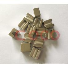 Block Neodym Permanentmagnet Magnetische Baugruppe