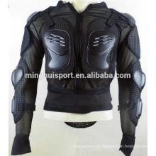 motocicleta y auto racing boys moda vestido de protección de la chaqueta de cuero de motocross