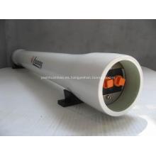 Carcasa de membrana industrial 4040 frp