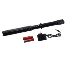 Tw Telescope Electric Baton with 5 Lights for Anti-Riot