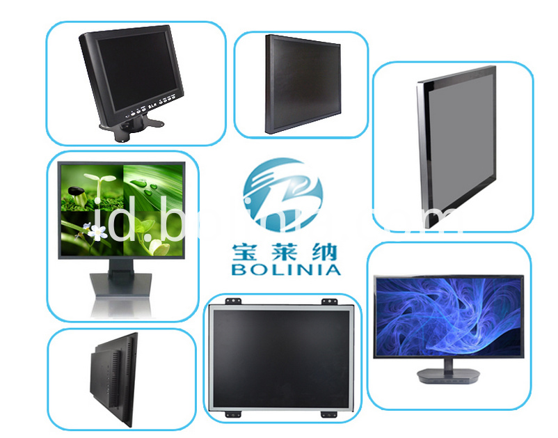 Bolinia lcd monitor product lines