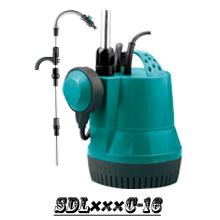 (SDL200C-16) Nuevo diseño más barato precio lluvia sumergible bomba de agua