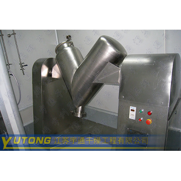 VHJ V Type Mixer Machine glycogen particle