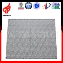 Tour de refroidissement carré 1000 * 850 / Remplissage en PVC pour tour de refroidissement