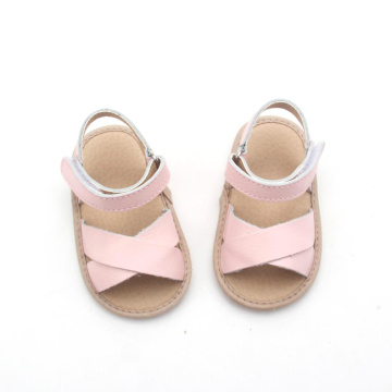 2018 sandalias de bebé linda de Mary Jane Baby Toddle