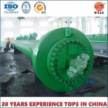Cilindro hidráulico de alta presión con doble efecto