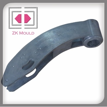 Caster Aluminium Bracket Activity oder Fixed Casters Bracket