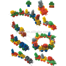 2016 brinquedos animais de plástico brinquedo brinquedo jardim zoológico animal