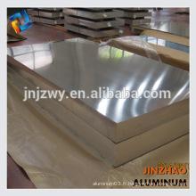7075 7070 Feuille d'aluminium utilisée dans l'automobile