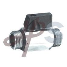 Forging brass mini ball valve