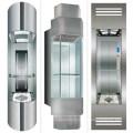 XIWEI 4.0 m / s Vue rapide complète Vue sur le marché Commercial Panoramique Panoramique Ascenseur