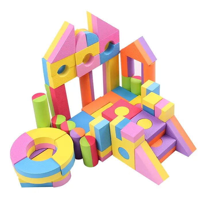 EVA Twin Colors Building Blocks
