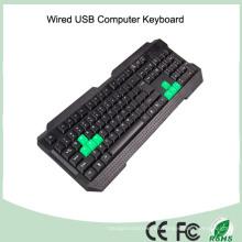 Accesorios de computadora China Teclado de PC a prueba de agua (KB-1688)