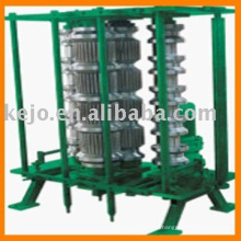 ShangHai Kejo /curving roof roll forming machine