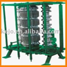 ShangHai Kejo / máquina de formação de rolo de telhado curvo