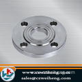 China custom good quality cnc machining 6 inch pipe flange