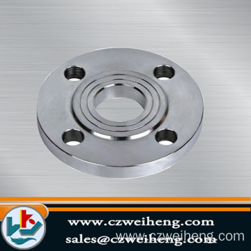 Stainless Steel Integral Pipe Flange