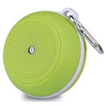 Altavoz inalámbrico de Bluetooth de clase superior de plástico con mosquetón (EA12009)