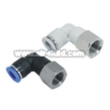 APLF 90°Elbow Female Stud BSPP Push-in Fittings