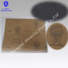 Atlas-Aluminiumoxid-wasserdichtes Sand-Papier