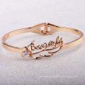 Wholesale Fashion Brighton Jewelry latest nature stone sesign bangles and bracelet