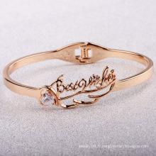 Vente en gros Bijoux à la mode Brighton Bijoux et bracelet en négligence en pierre de dernière nature