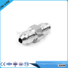 Stainless steel air compression flare fittings