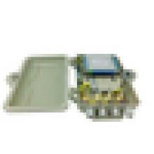 IP 55 SMC наружная оптоволоконная распределительная коробка, распределительная коробка 1 x 8 Splitter SMC