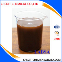 China manufacturers origin low price labsa for detergent use