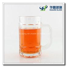500ml Glass Beer Mug Factory
