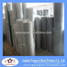 China supplier galvanized window screen (ISO Anping YongWei Factory )