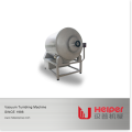 High Capacity Vacuum Meat Massager