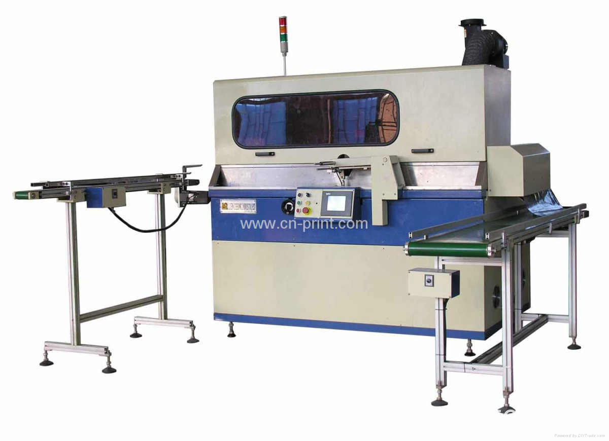 automatic feeding printing machine