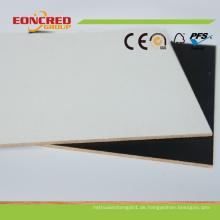 E1 Melamin MDF 1220 * 2440mm für Möbel und Kabinett