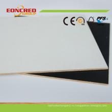 Е1 MDF меламина 1220*2440mm для мебели и шкафа