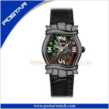 um relógio surpreendente do esporte do projeto + de qualidade para homens Psd-2294 impermeável